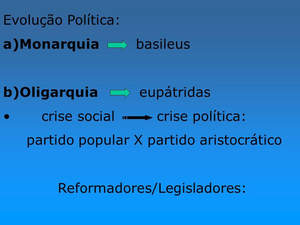 Reformadores/Legisladores: