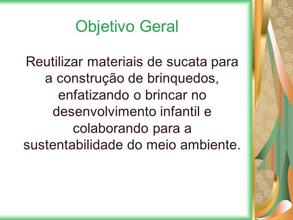 Objetivo Geral