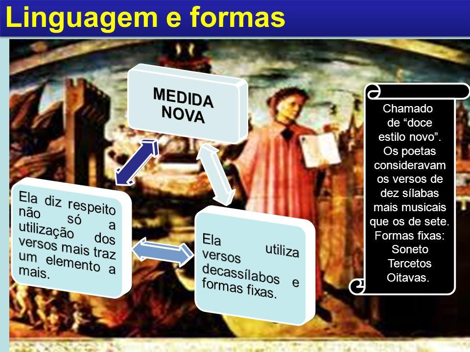 Linguagem e formas MEDIDA NOVA
