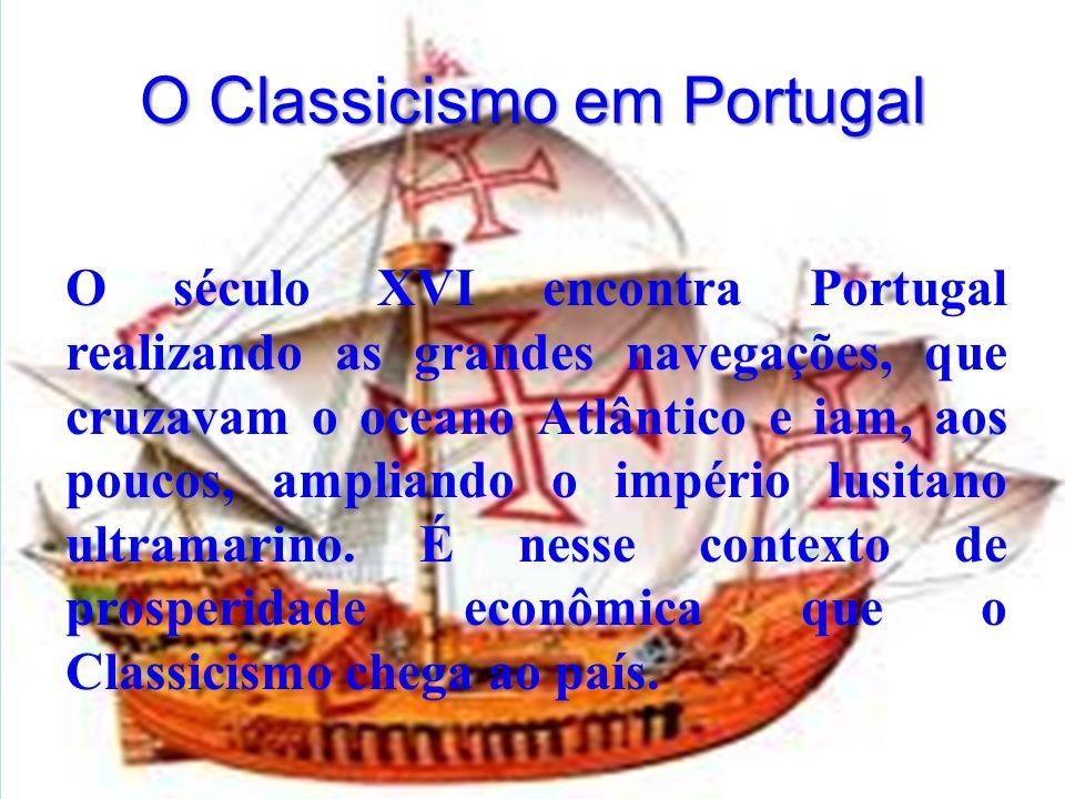 O Classicismo em Portugal