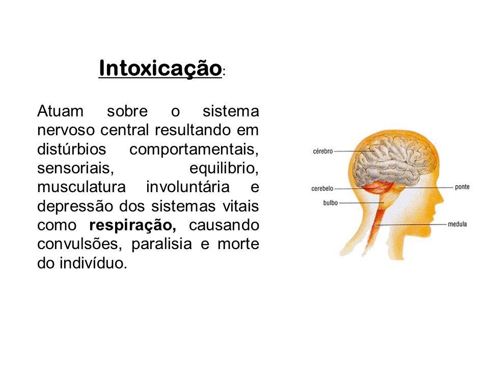 Intoxicação: