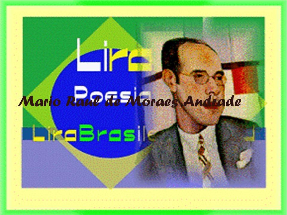 Mario Raul de Moraes Andrade
