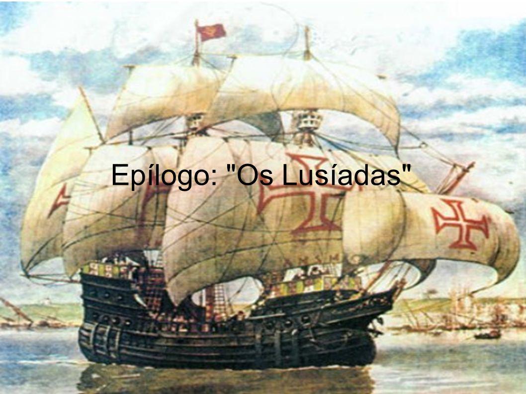 Epílogo: Os Lusíadas