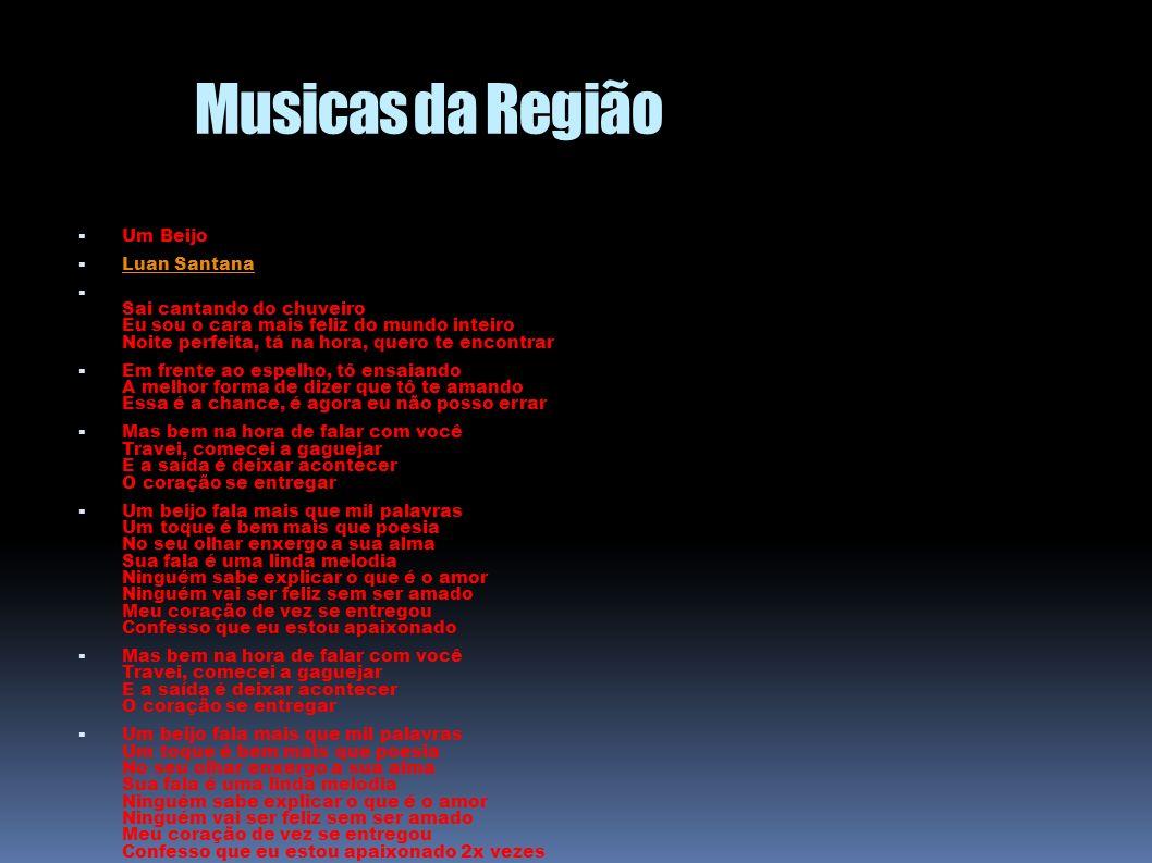 Musicas da Região Um Beijo Luan Santana