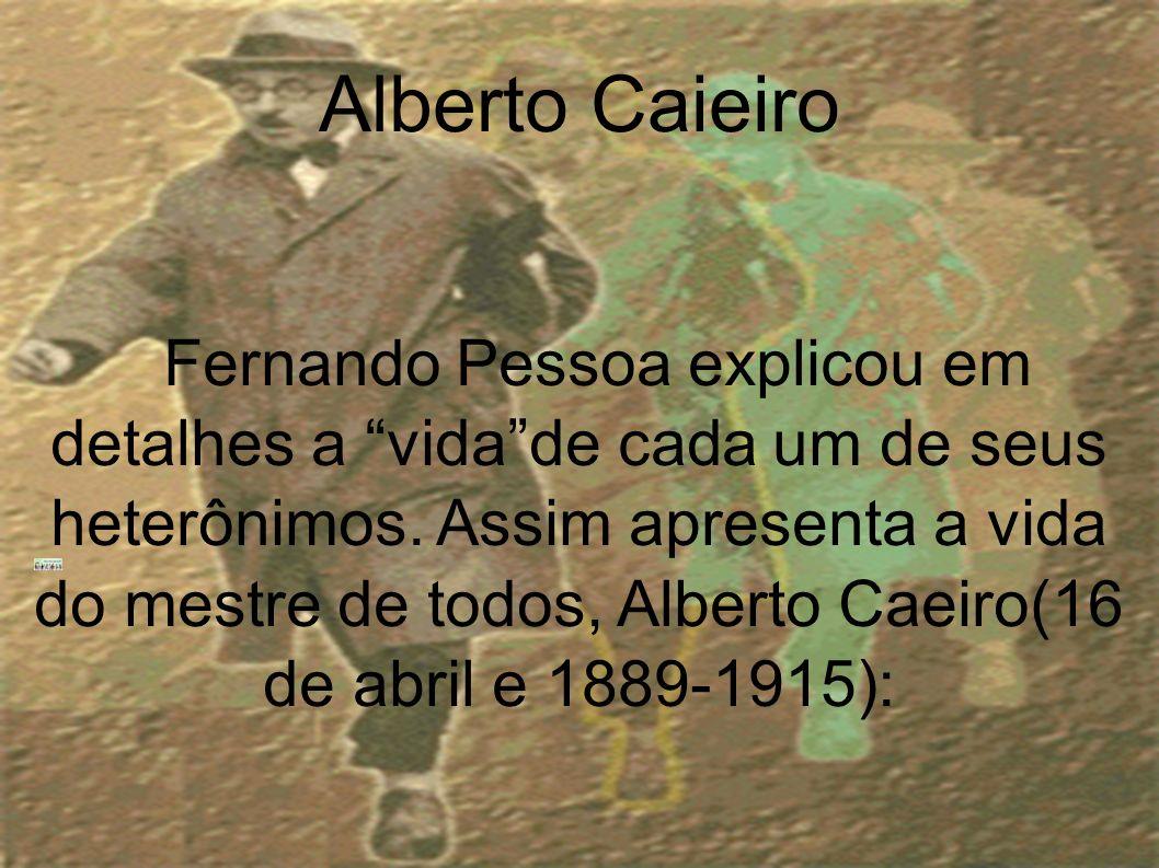 Alberto Caieiro