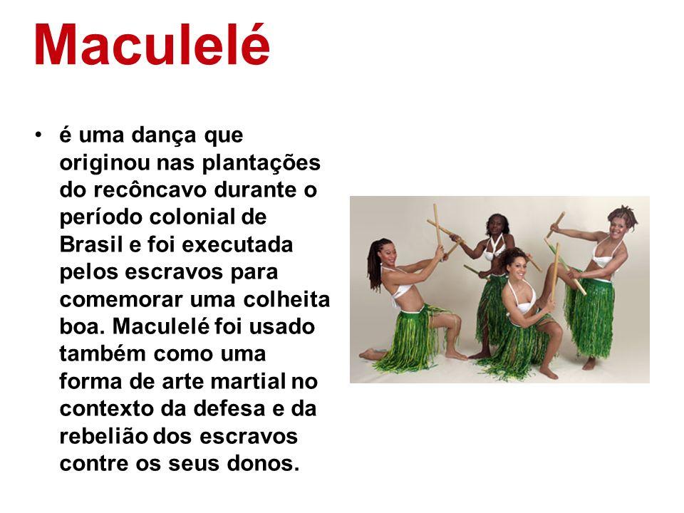 Maculelé