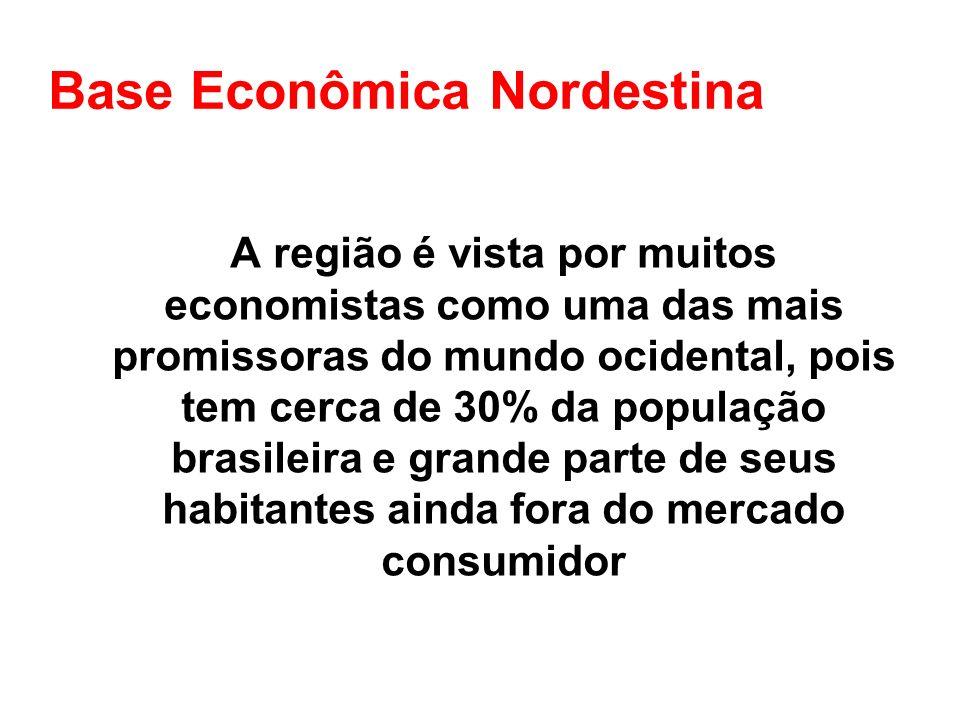 Base Econômica Nordestina