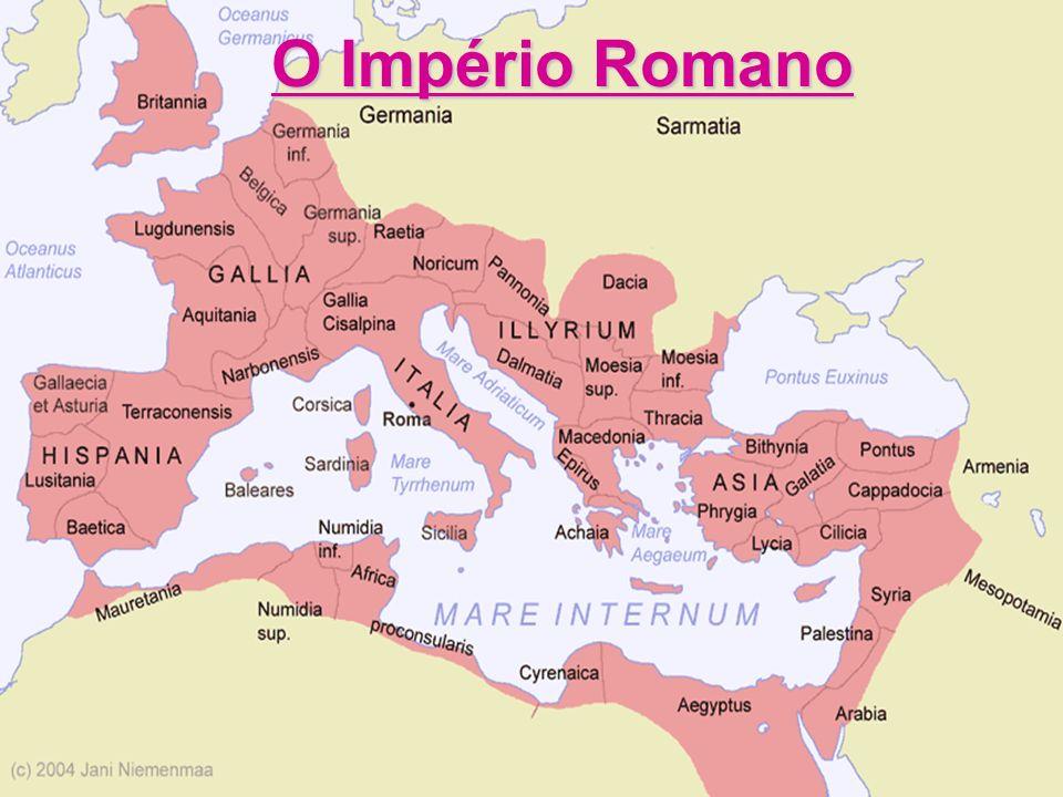 O Império Romano