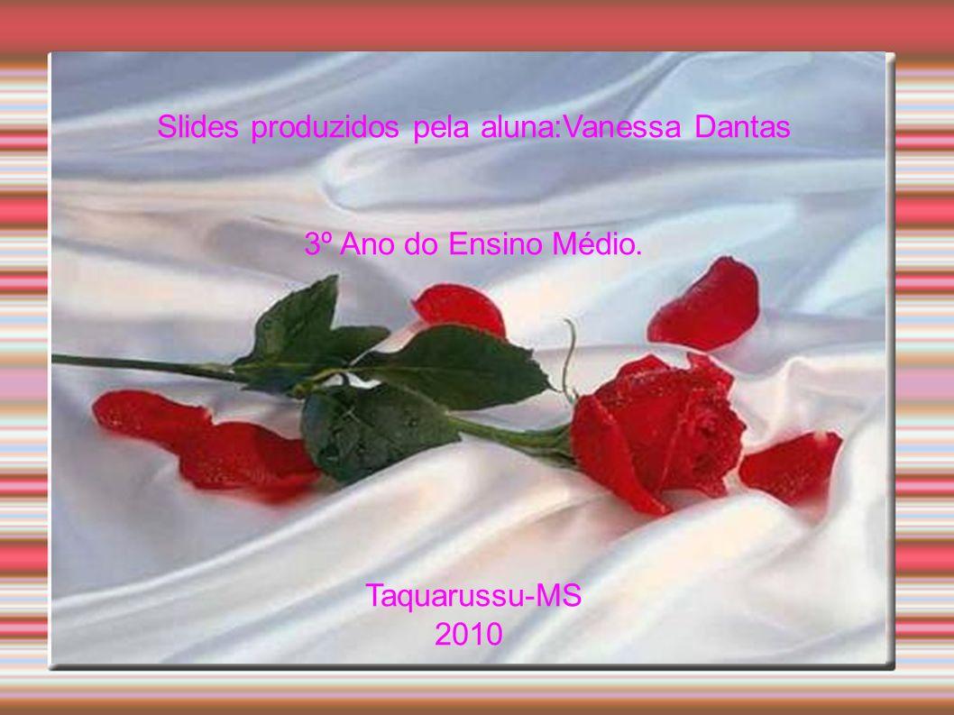 Slides produzidos pela aluna:Vanessa Dantas