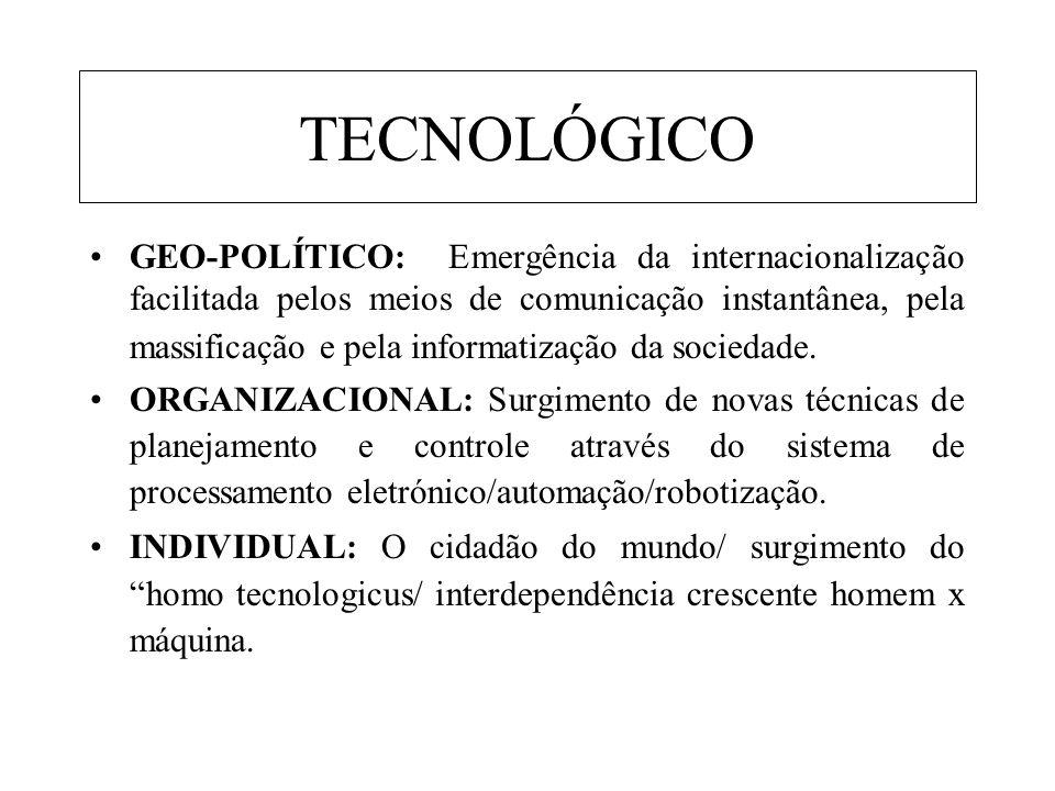 TECNOLÓGICO