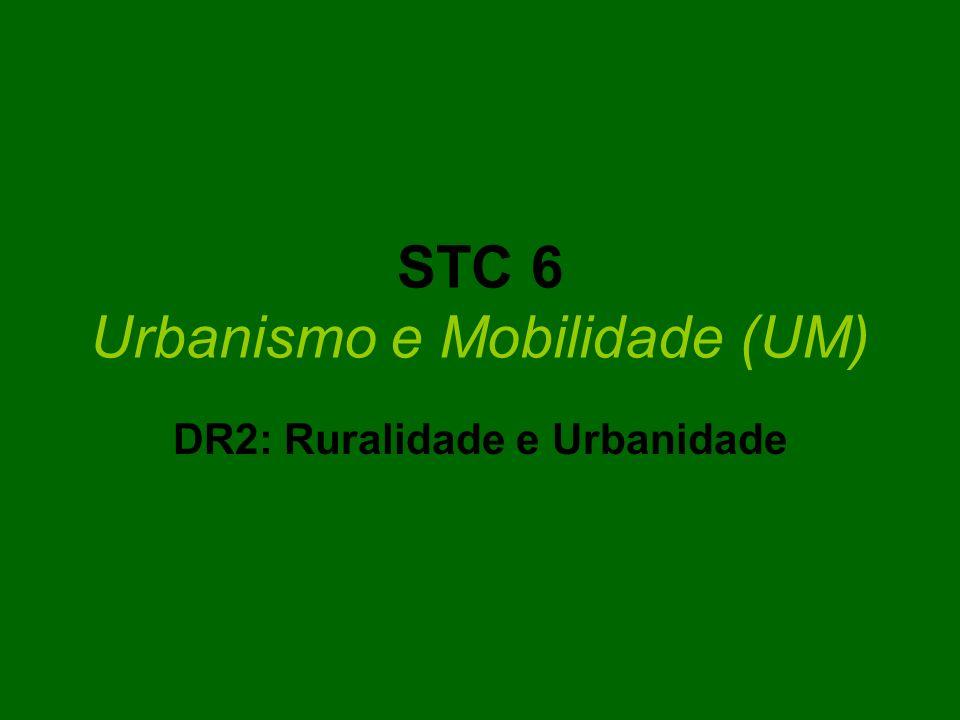 STC 6 Urbanismo e Mobilidade (UM)