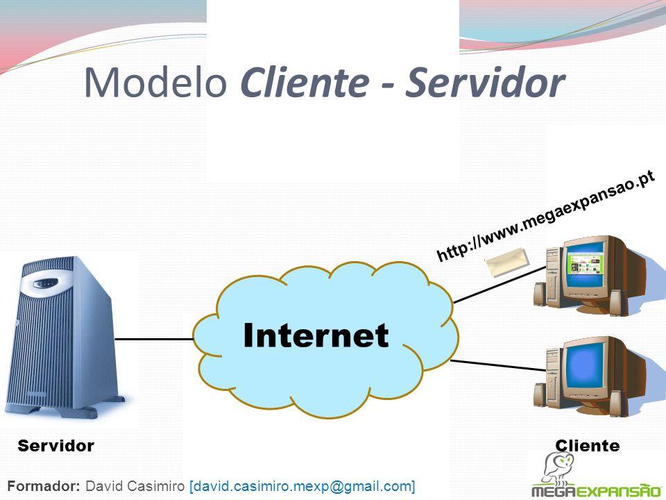 Modelo Cliente - Servidor