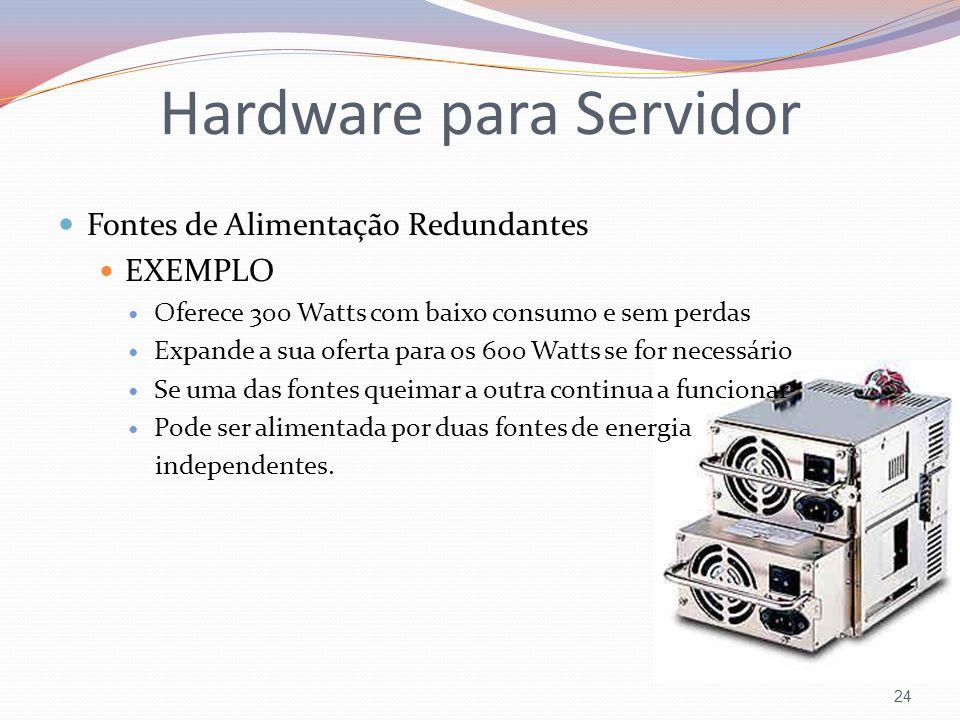 Hardware para Servidor