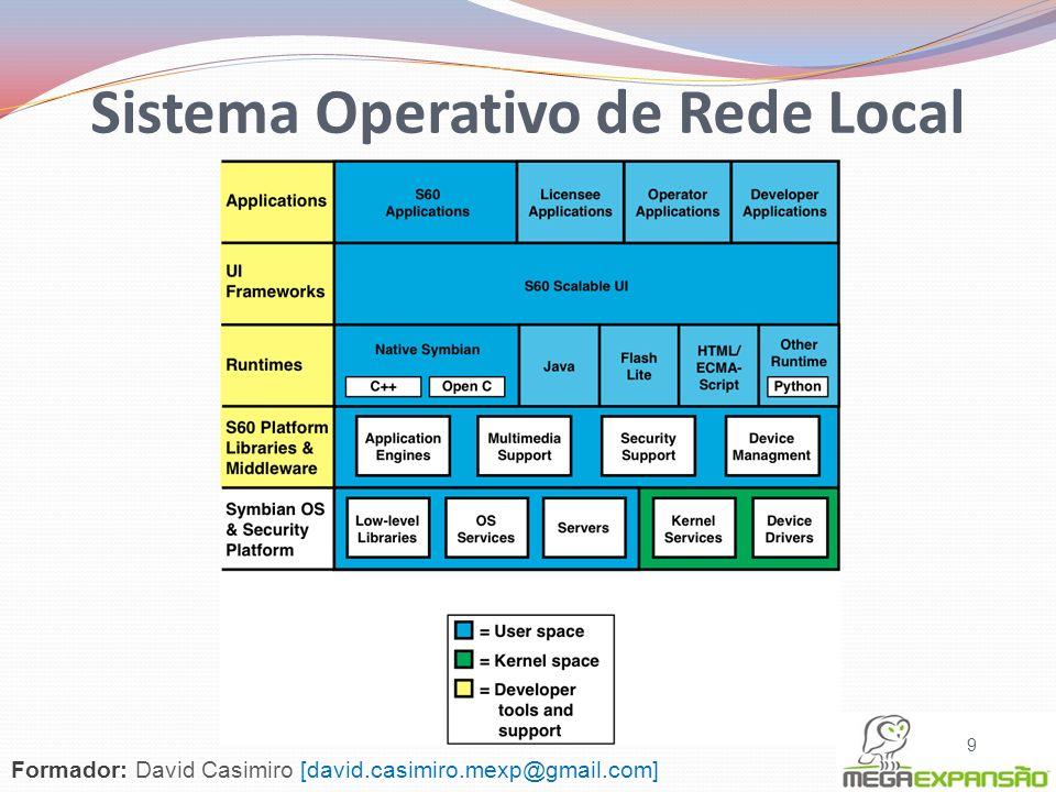 Sistema Operativo de Rede Local