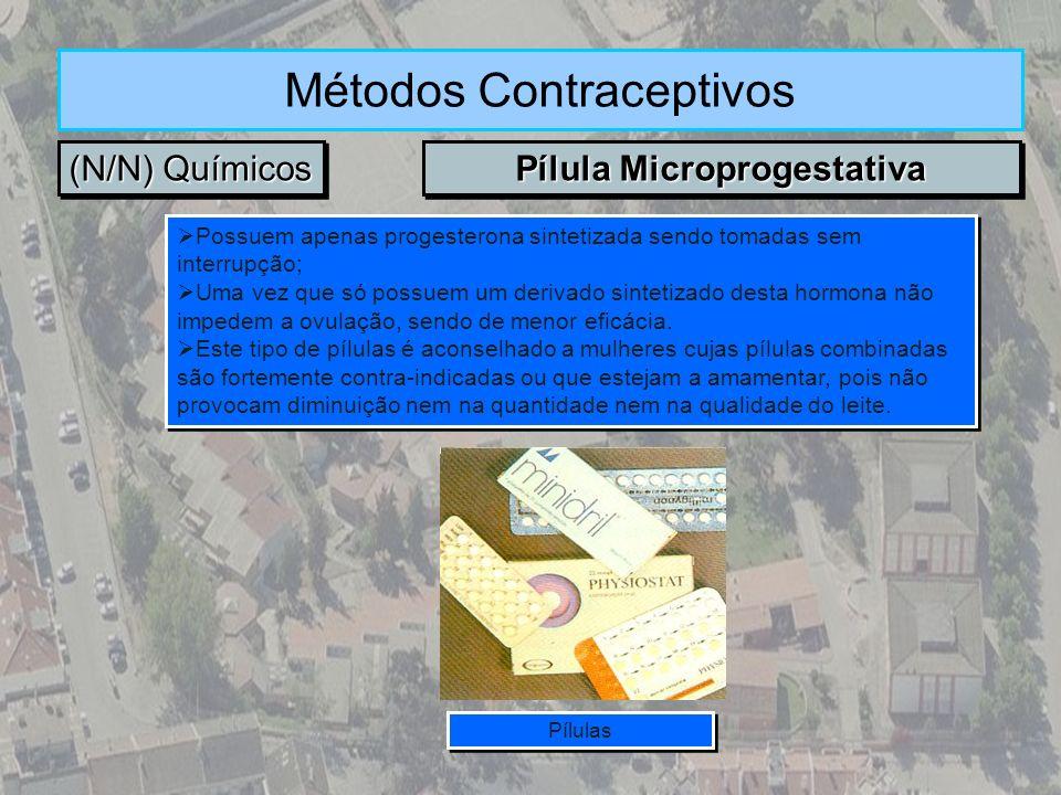 Pílula Microprogestativa