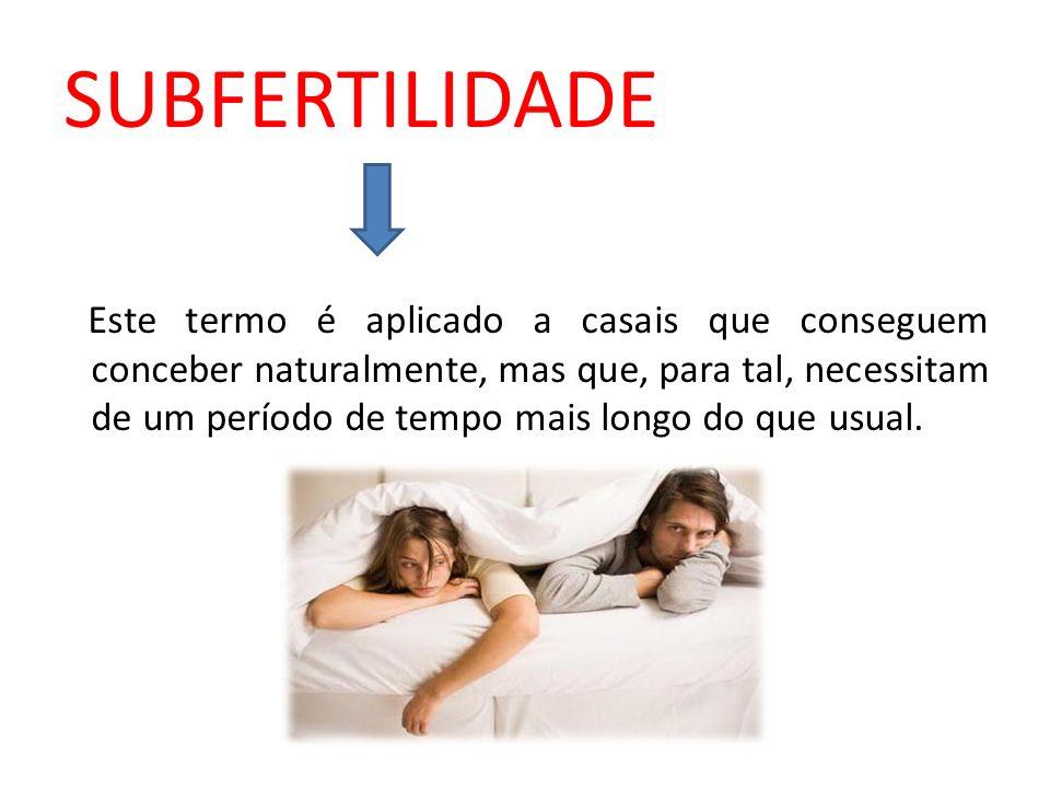 SUBFERTILIDADE