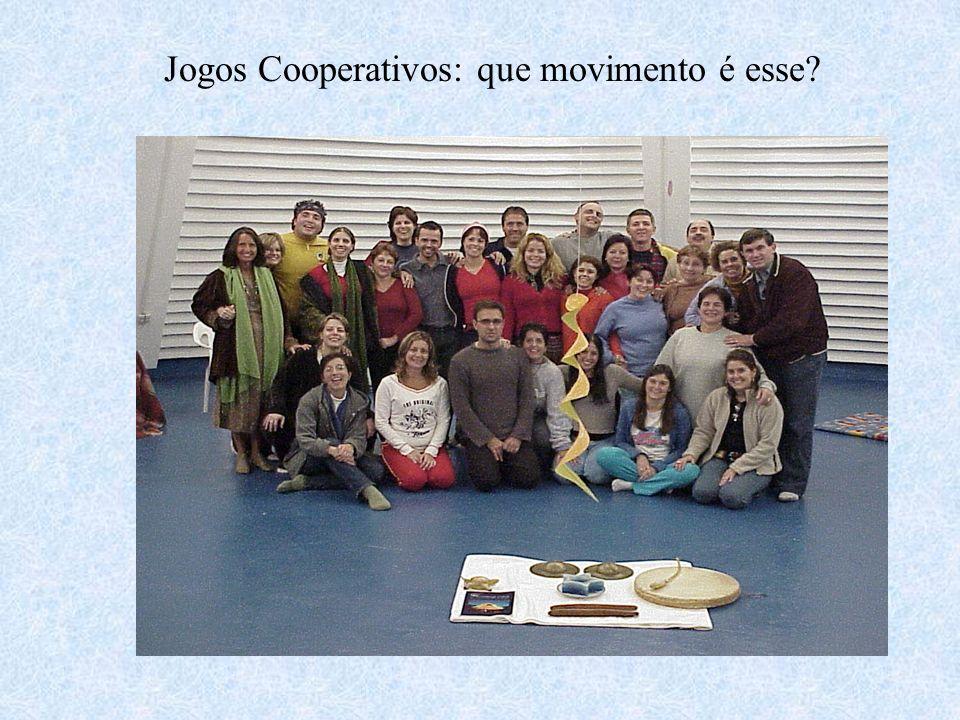 Jogos Cooperativos: que movimento é esse