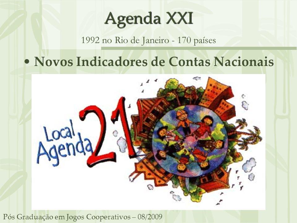 Agenda XXI 1992 no Rio de Janeiro - 170 países