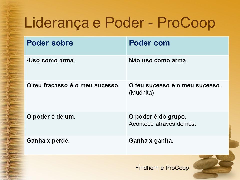 Liderança e Poder - ProCoop