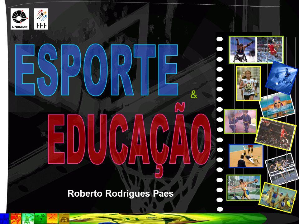ESPORTE & EDUCAÇÃO