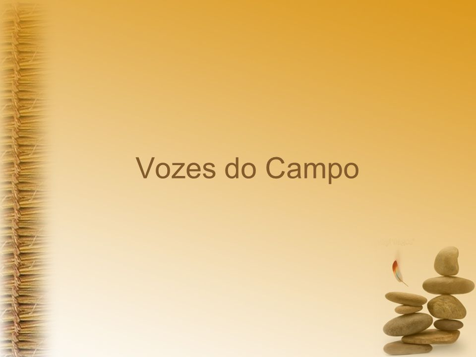 Vozes do Campo