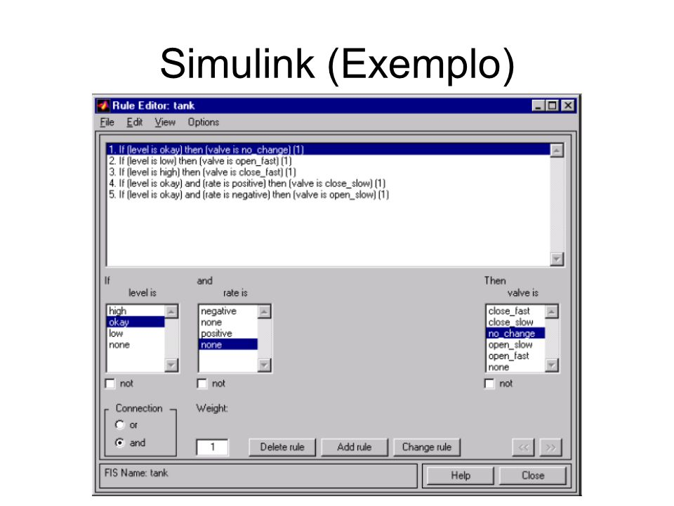 Simulink (Exemplo)