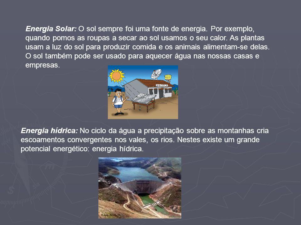 Energia Solar: O sol sempre foi uma fonte de energia