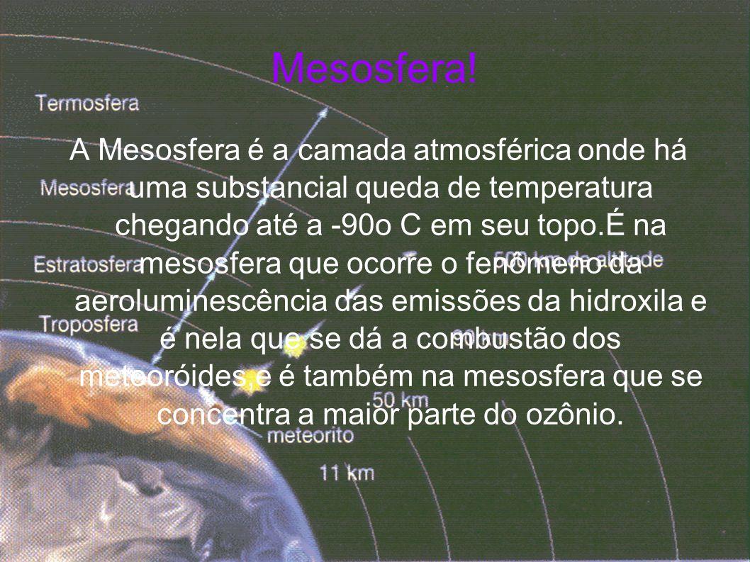 Mesosfera!