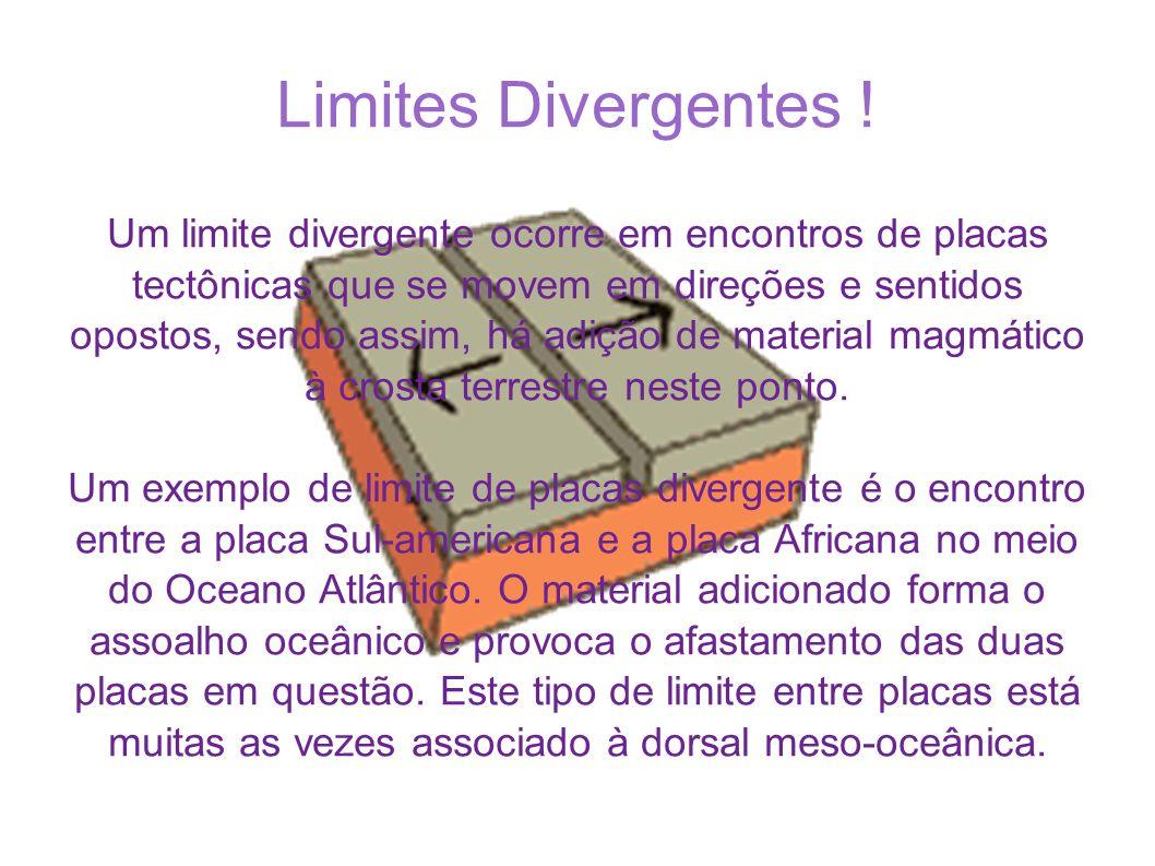 Limites Divergentes !