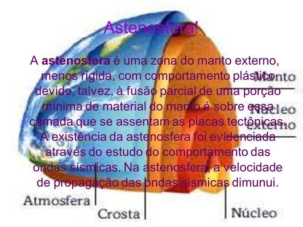 Astenosfera!