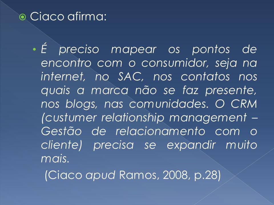 Ciaco afirma: