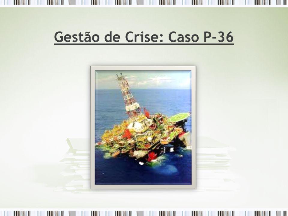 Gestão de Crise: Caso P-36