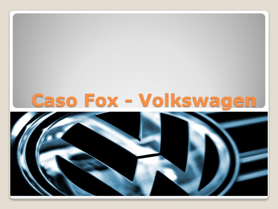 Caso Fox - Volkswagen