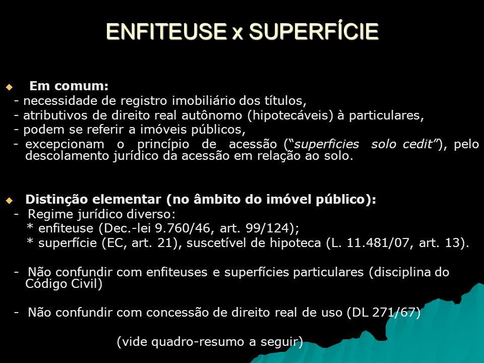 ENFITEUSE x SUPERFÍCIE