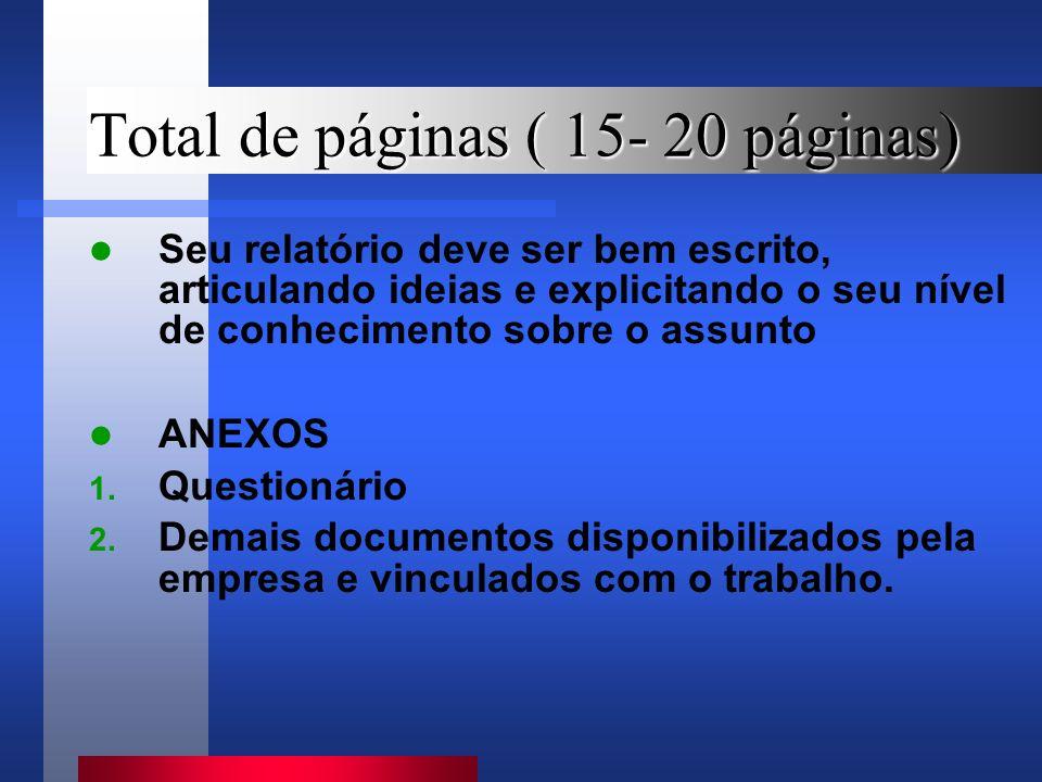 Total de páginas ( 15- 20 páginas)
