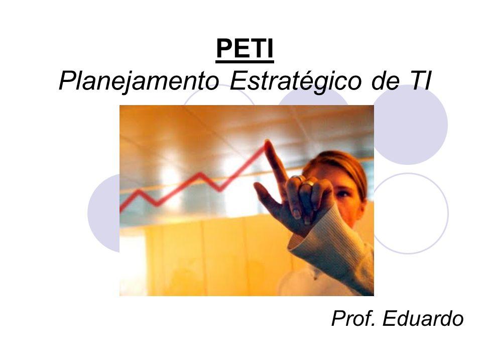 PETI Planejamento Estratégico de TI