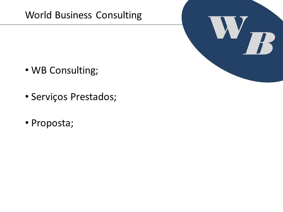 World Business Consulting