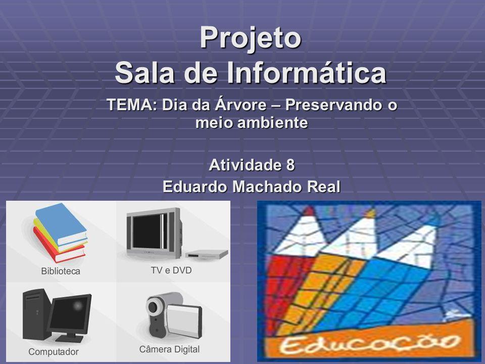 Projeto Sala de Informática
