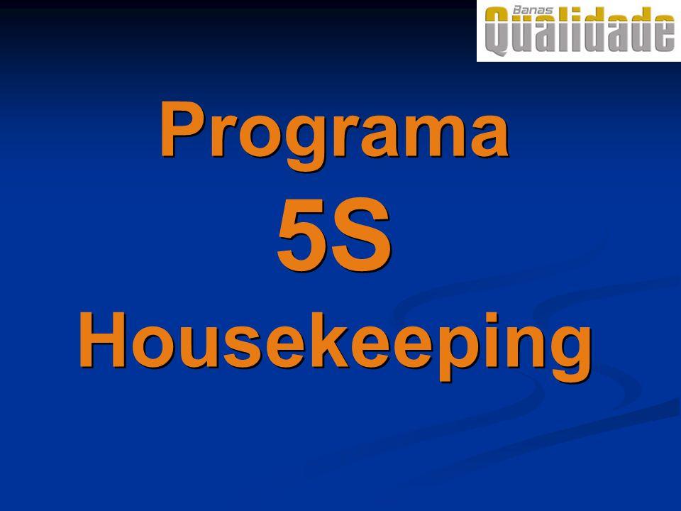 Programa 5S Housekeeping