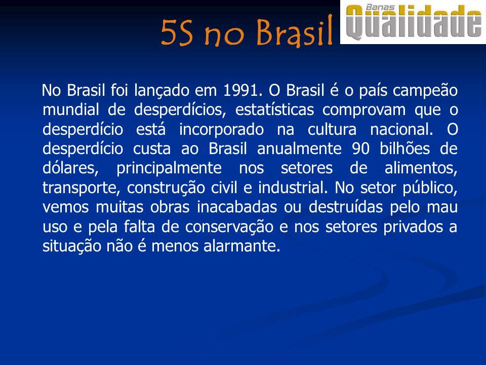 5S no Brasil