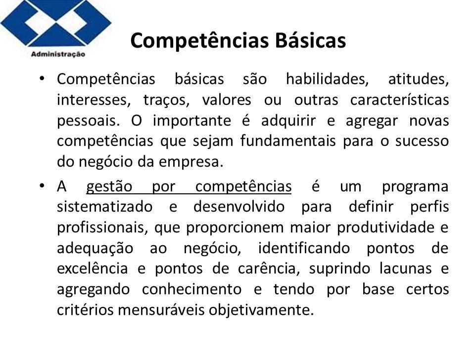 Competências Básicas