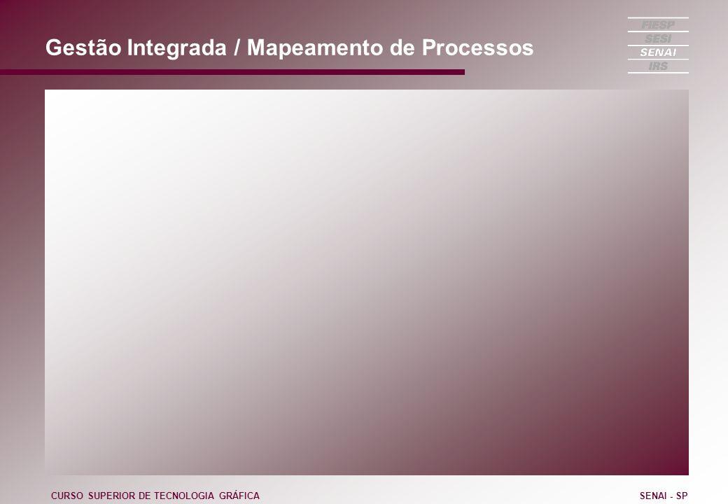 Gestão Integrada / Mapeamento de Processos