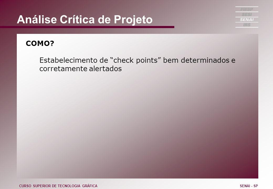 Análise Crítica de Projeto