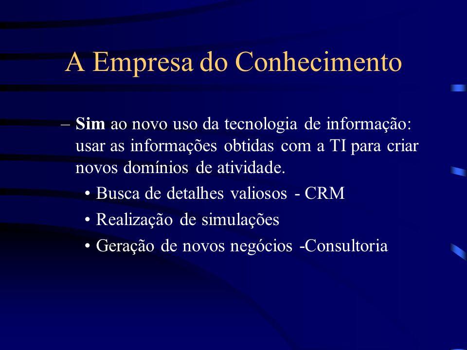 A Empresa do Conhecimento