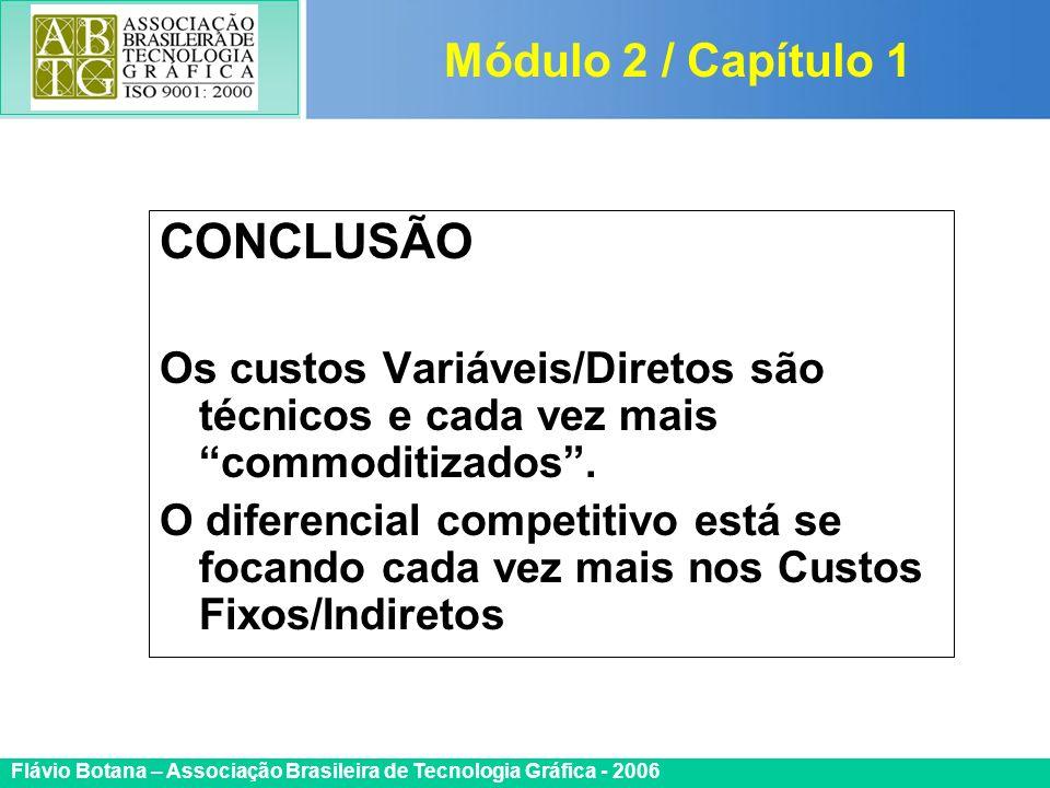 CONCLUSÃO Módulo 2 / Capítulo 1