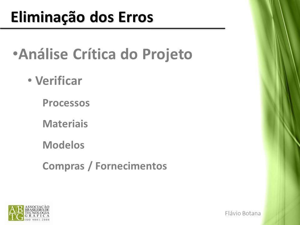Análise Crítica do Projeto