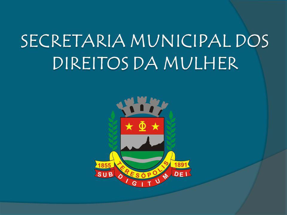 SECRETARIA MUNICIPAL DOS DIREITOS DA MULHER
