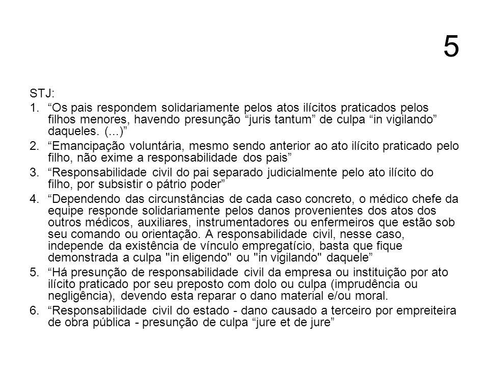 5 STJ: