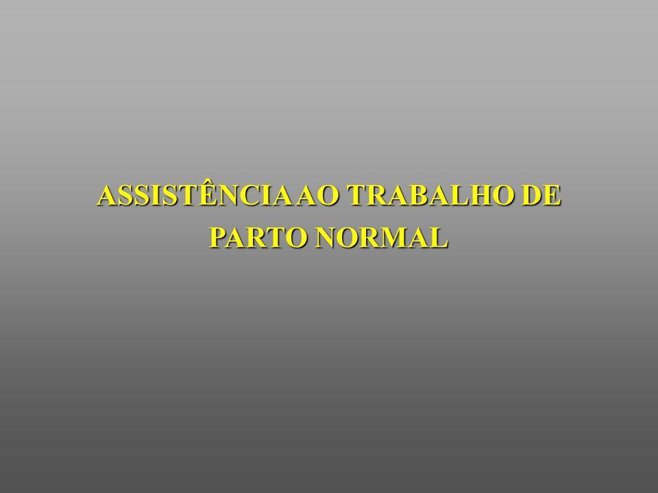 ASSISTÊNCIA AO TRABALHO DE