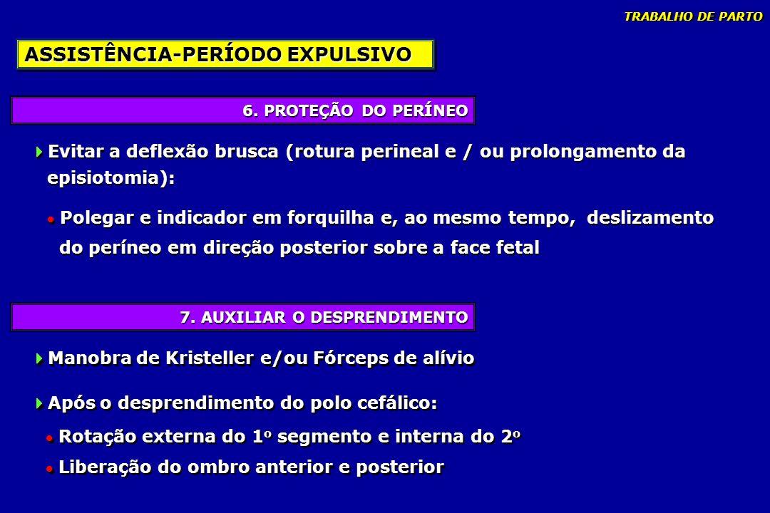 ASSISTÊNCIA-PERÍODO EXPULSIVO